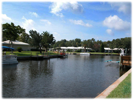 Homes on the Homosassa River